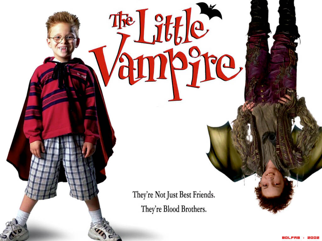 the little vampire halloween movie