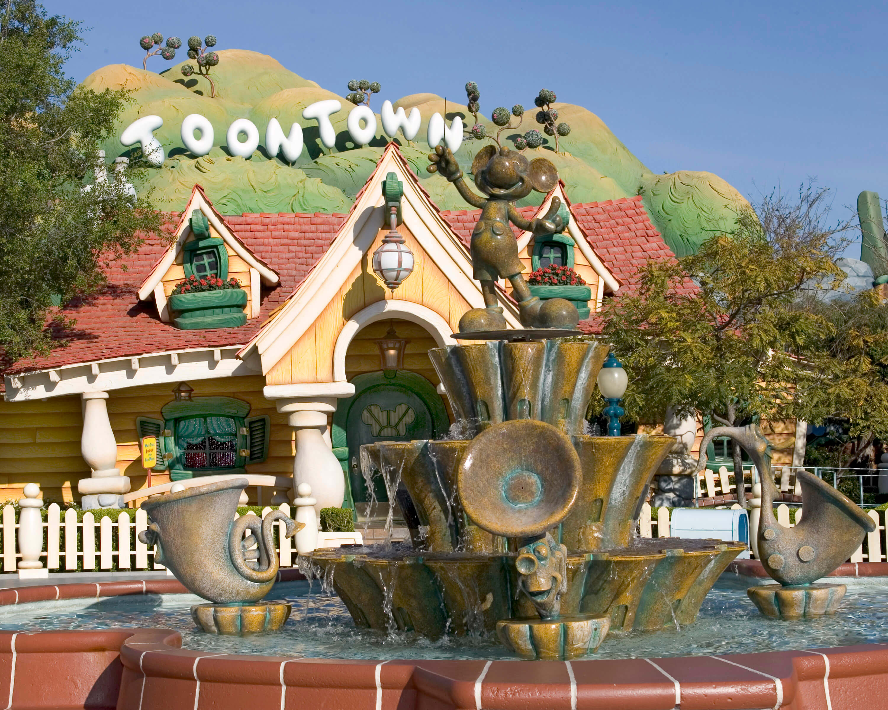 toontown Things to do in disneyland