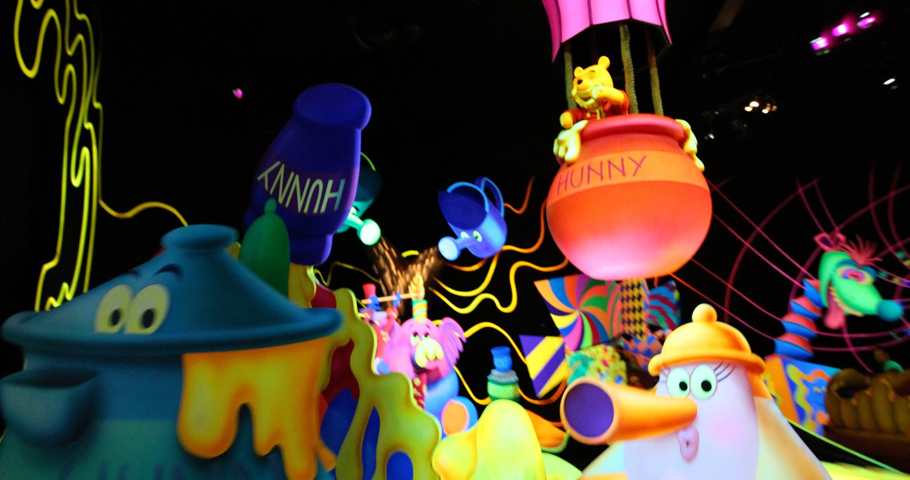 winnie the pooh Things to do in disneyland