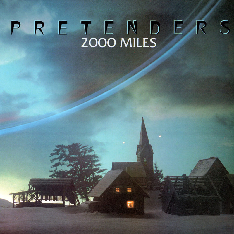 2000 Miles Pretenders Christmas Songs
