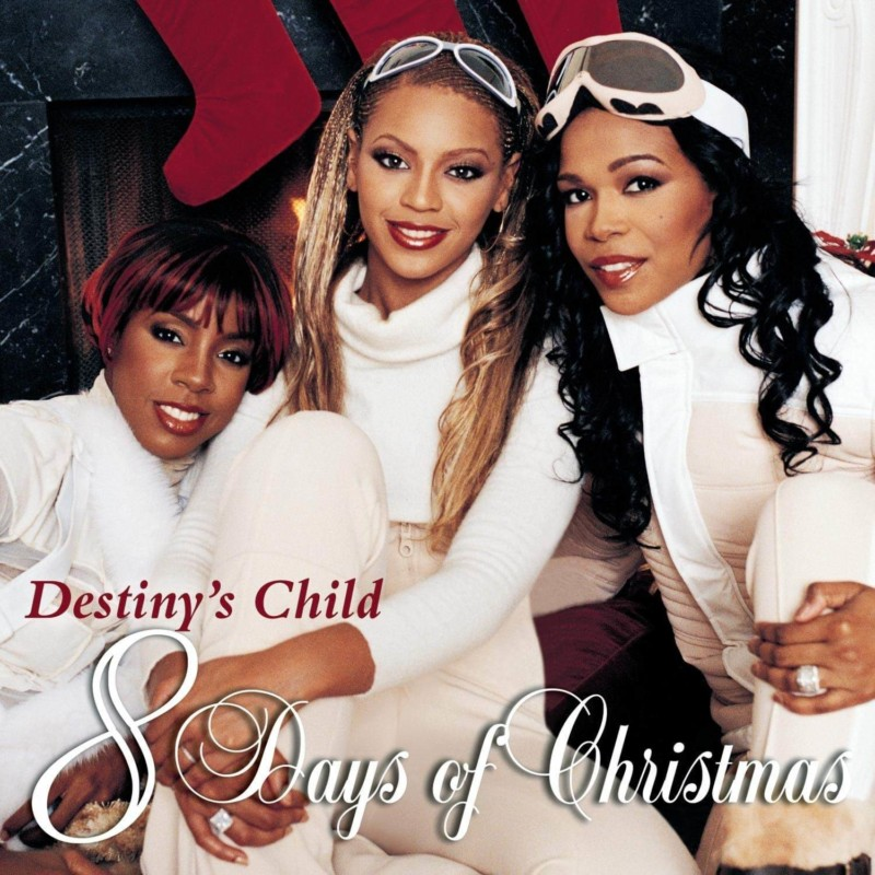 8 Days of Christmas Destiny's Child Christmas Songs