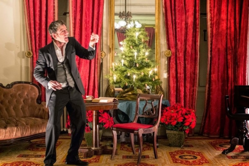 A Christmas Carol at the Merchant's House Christmas in New York