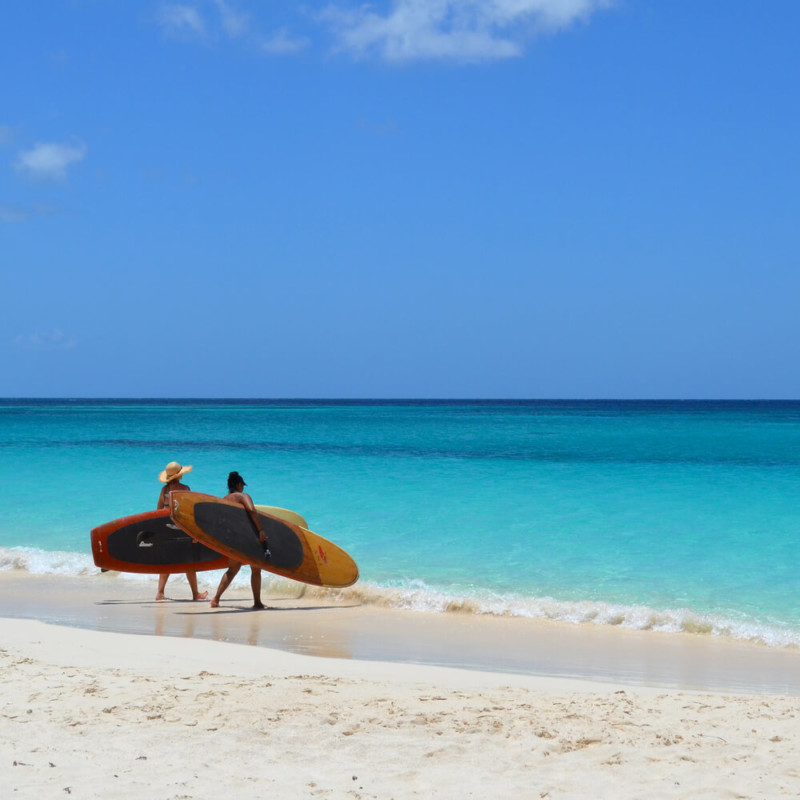 Anguilla Best Caribbean Islands to visit