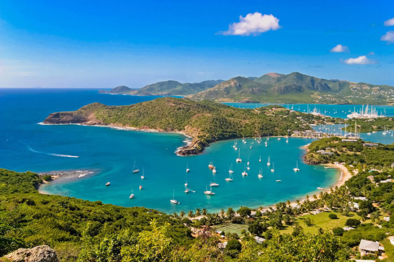 Antigua and Barbuda Best Caribbean Islands to visit