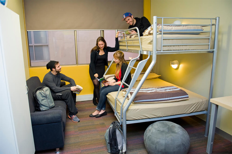 Avoid staying on hostels Solo Travel Mistakes to Avoid
