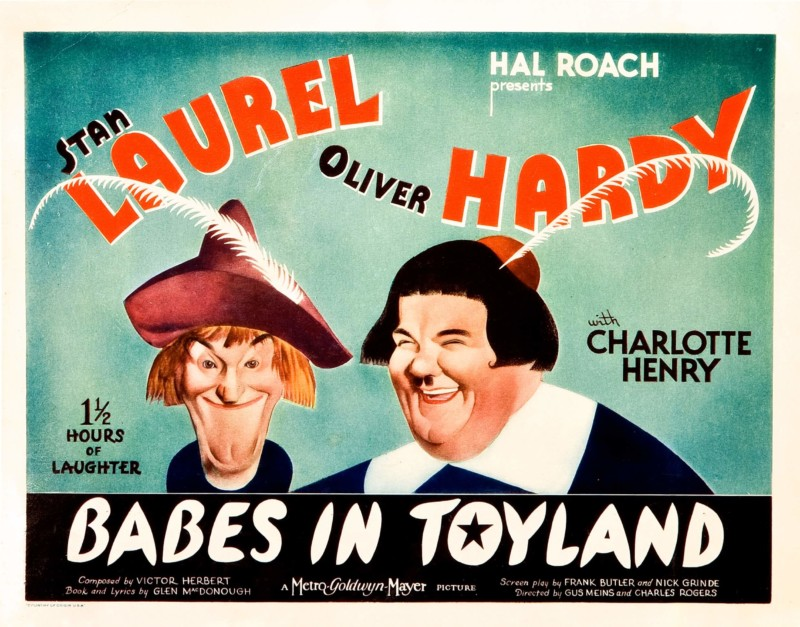 Babes in Toyland (1934) Christmas Movies