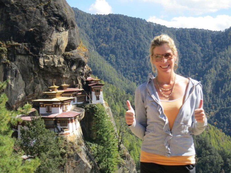 Bhutan Safest travel destinations for solo women travellers