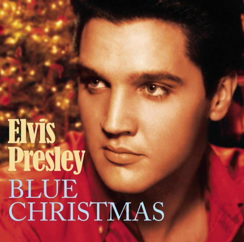Blue Christmas Elvis Presley Christmas Songs
