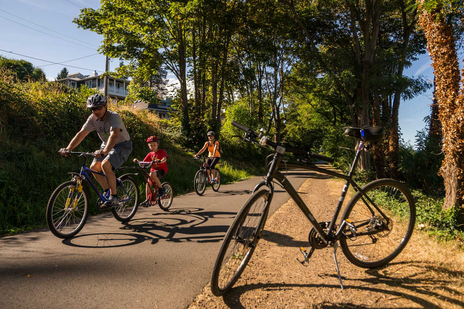 Burke Gilman Trail Things to do in Seattle