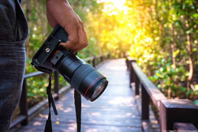 Camera Things to Pack for Every Solo Traveller