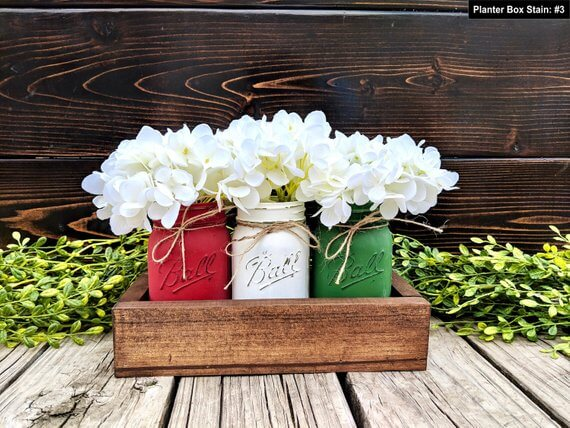 Centerpiece Rustic Christmas Centerpiece Christmas Decorations on Sale