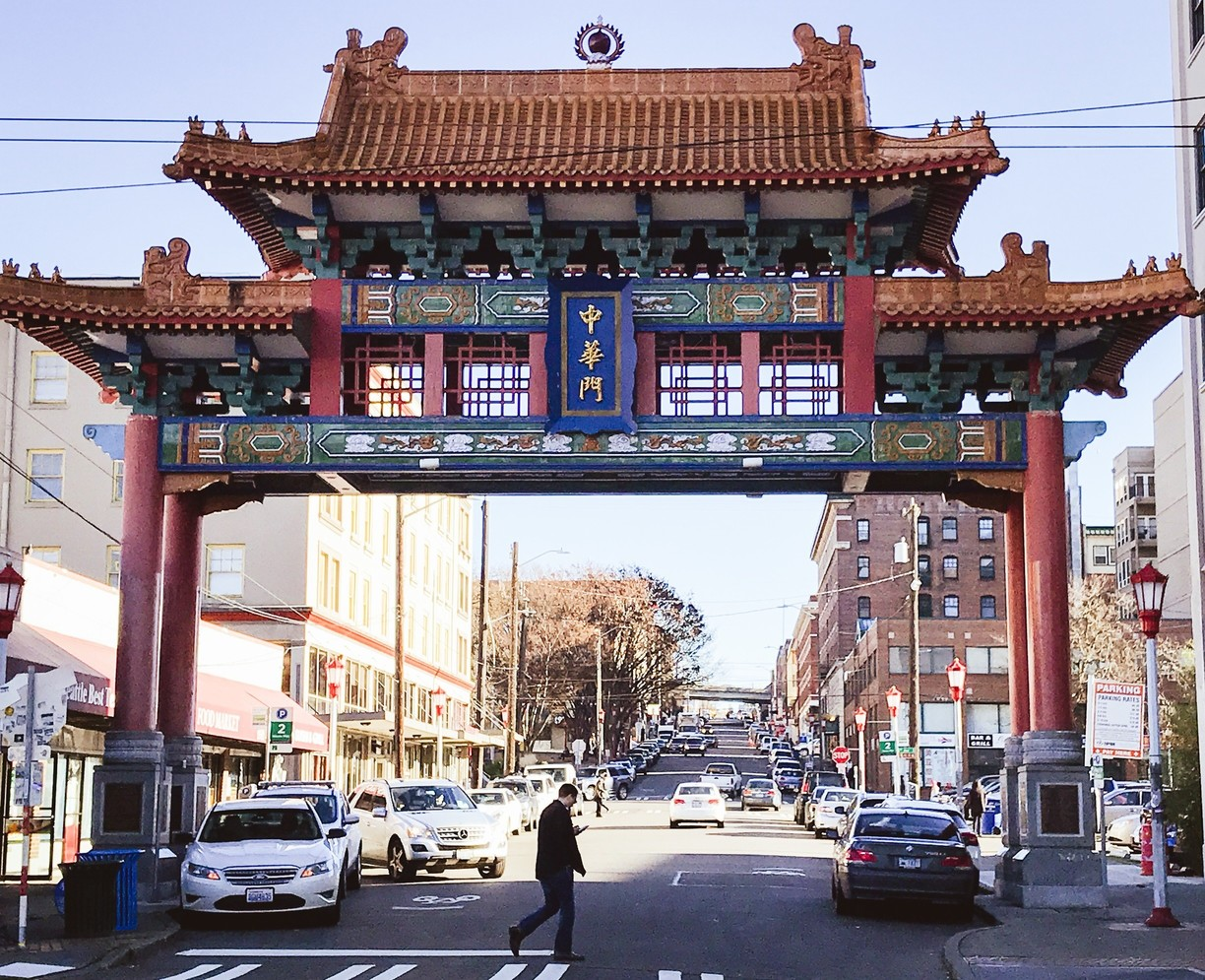 Chinatown-International District Things to do in Seattle