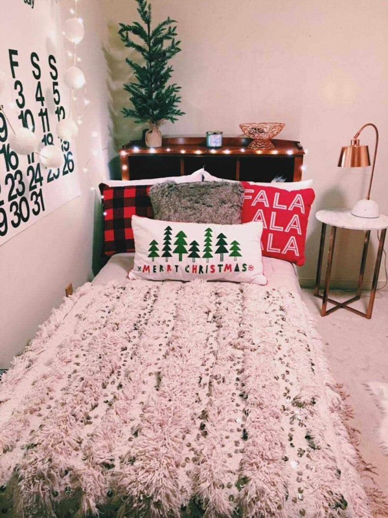 Christmas Bedroom Decor Ideas Christmas decorations ideas for home