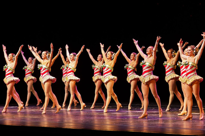 Christmas Spectacular Starring the Radio City Rockettes Christmas in New York