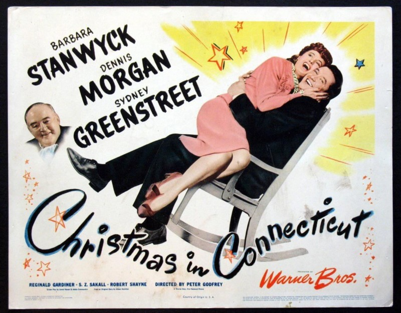 Christmas in Connecticut Christmas Movies