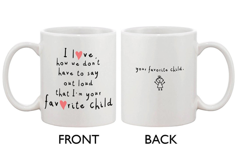 Coffee Mug Christmas gifts for mom