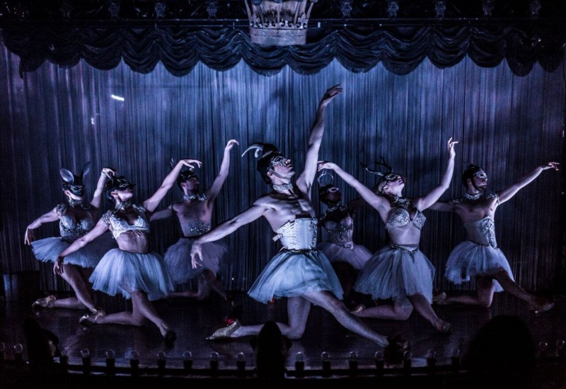 Company XIV Nutcracker Rouge Christmas in New York