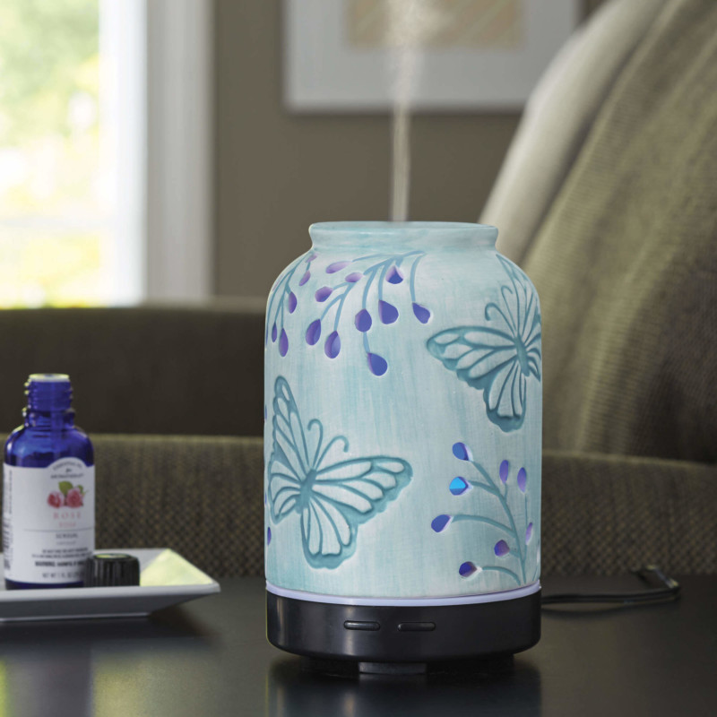 Essential oil diffuser Christmas gifts for mom