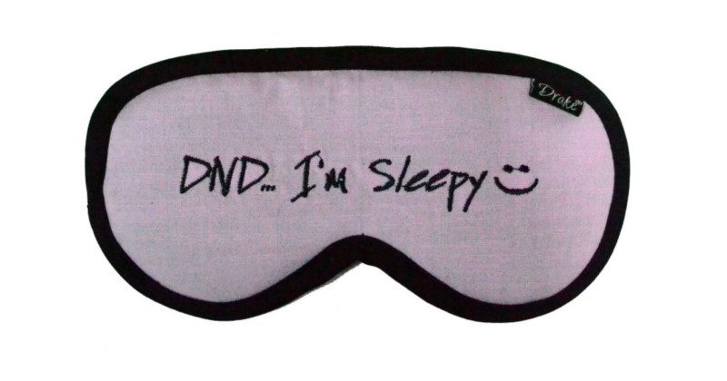 Eye mask Things to Pack for Every Solo Traveller