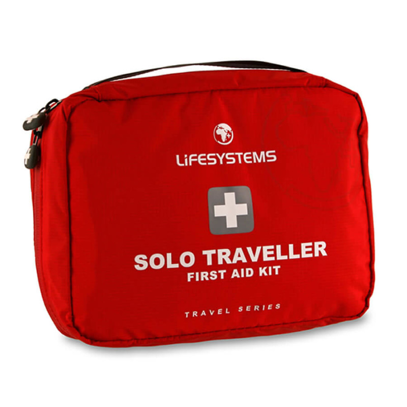 First aid kit Things to Pack for Every Solo Traveller