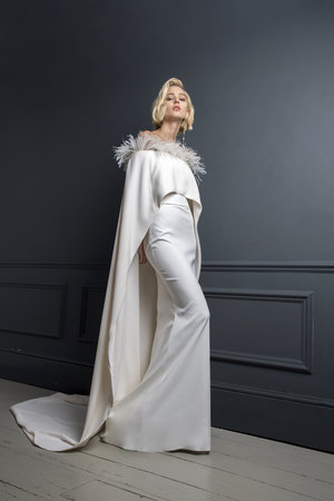 Fly Me To The Moon Collection 5 by Halfpenny London Unique Modern Wedding Dresses