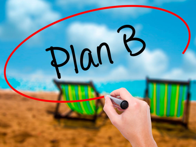 Forgetting a backup plan Solo Travel Mistakes to Avoid