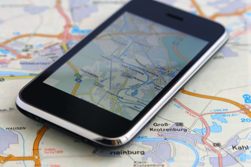 GPS Map Things to Pack for Every Solo Traveller