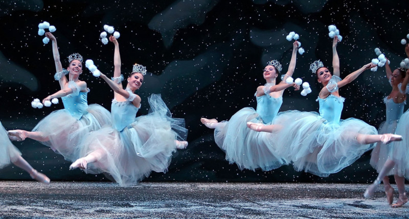 George Balanchine's The Nutcracker Christmas in New York
