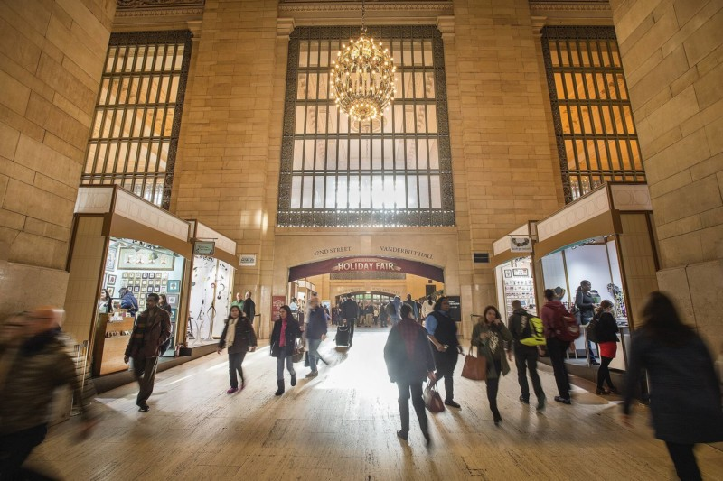 Grand Central Christmas Market Christmas in New York