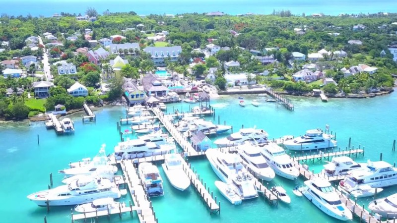 Harbour Island Best Caribbean Islands to visit