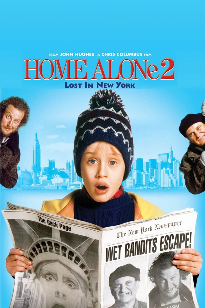 Home Alone 2 Lost in New York Christmas Movies