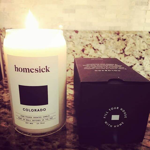 Homesick Candles Christmas Gifts for Girlfriend