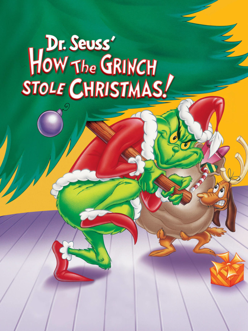 How the Grinch Stole Christmas (1966) Christmas Movies