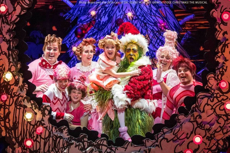 How the Grinch Stole Christmas The Musical Christmas in New York