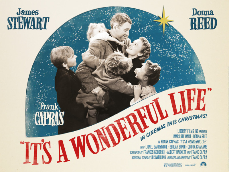 It's a Wonderful Life is a Christmas Christmas Movies