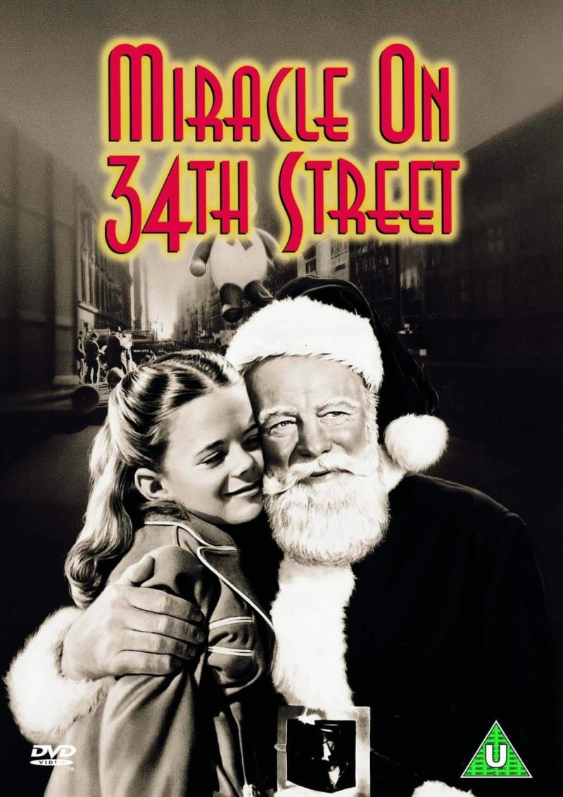 Miracle on 34th Street (1947) Christmas Movies