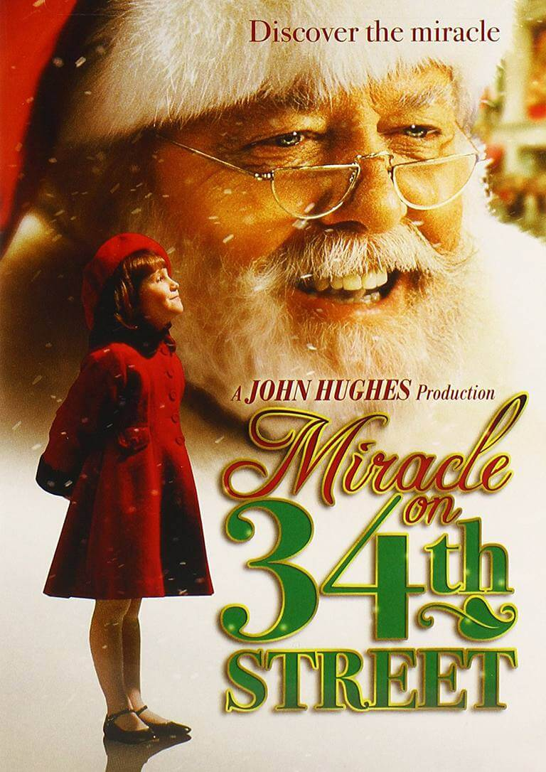 Miracle on 34th Street (1994) Christmas Movies