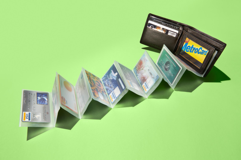 Not having the right credit card Solo Travel Mistakes to Avoid
