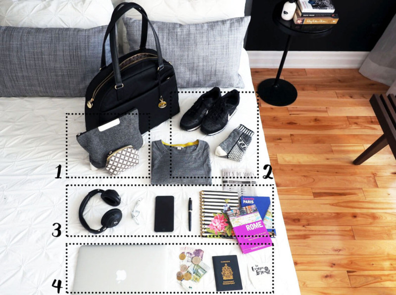 Not packing a change of clothes in your carry on Solo Travel Mistakes to Avoid