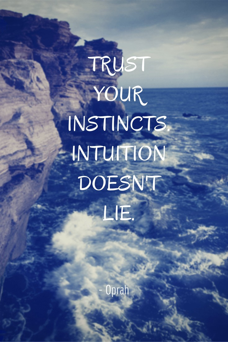 Not trusting your instincts Solo Travel Mistakes to Avoid