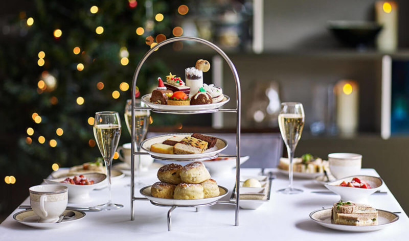 Nutcracker Afternoon Tea at Mandarin Oriental Christmas in New York
