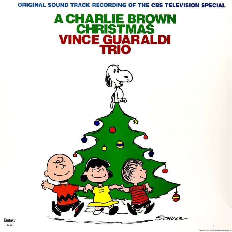 O Tannenbaum Vince Guaraldi Trio Christmas Songs