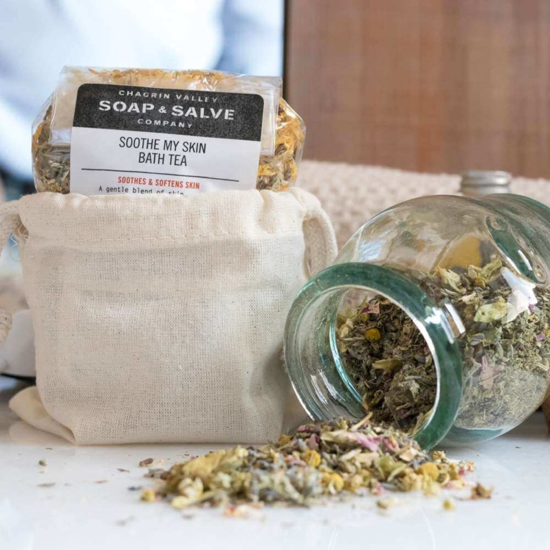 Organic Herbal Bath Tea Christmas gifts for mom