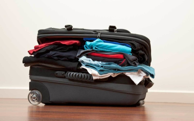 Over packing Solo Travel Mistakes to Avoid
