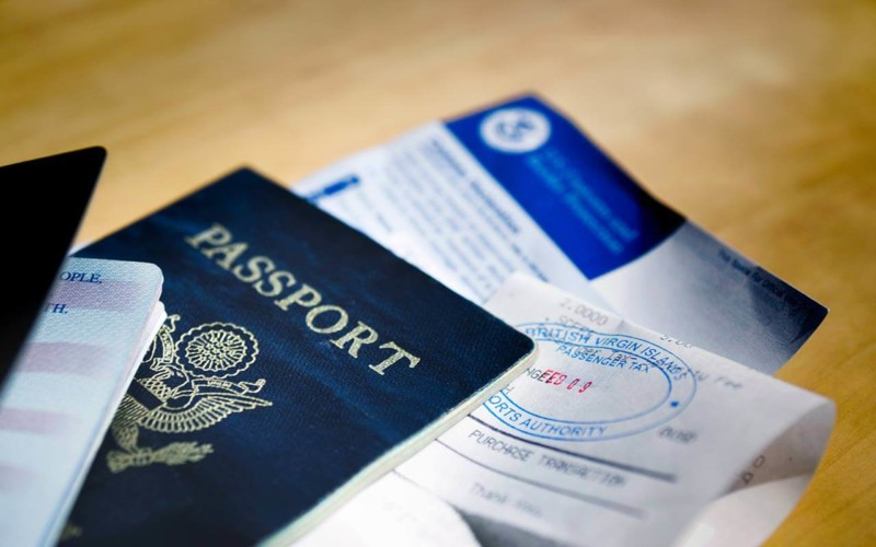Passport Things to Pack for Every Solo Traveller