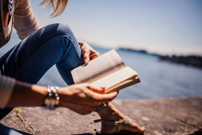 Reading Material Travel Guide Phrasebook Things to Pack for Every Solo Traveller