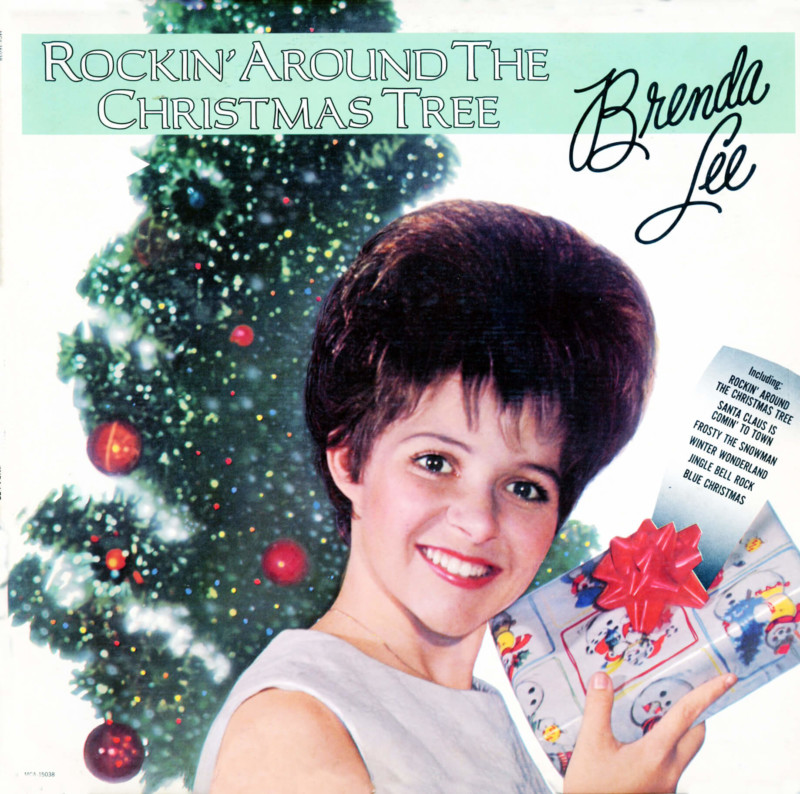 Rockin' Around the Christmas Tree Brenda Lee Christmas Songs