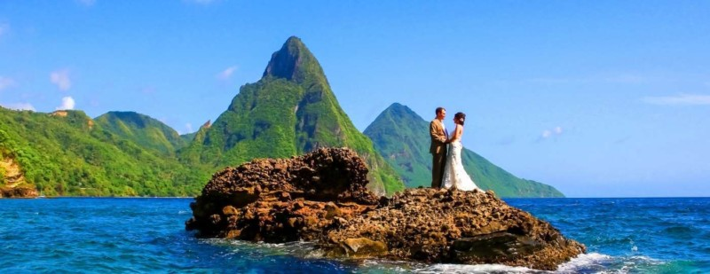 Saint Lucia Best Caribbean Islands to visit