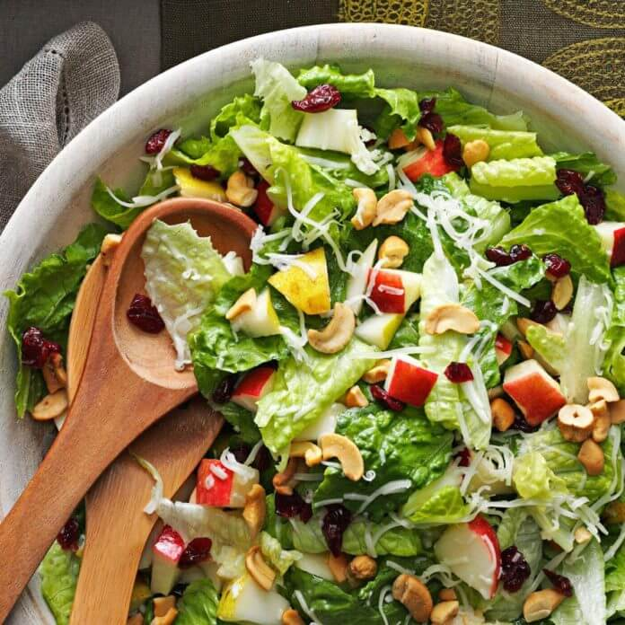 Salad Lettuce Salad Christmas Food Ideas