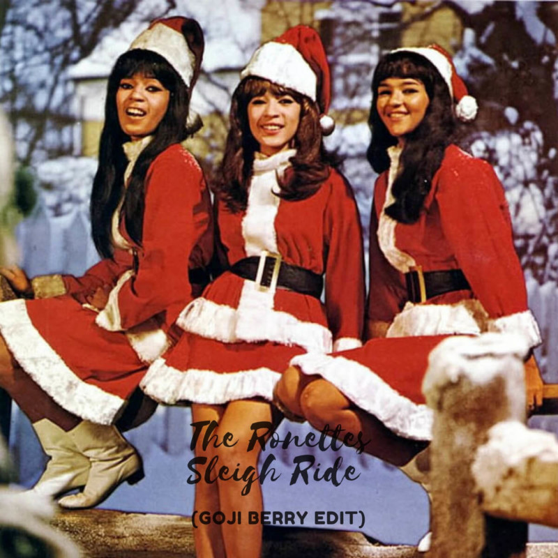 Sleigh Ride The Ronettes Christmas Songs